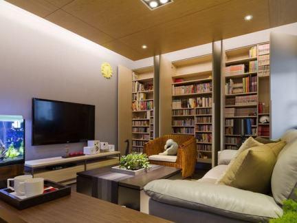 田园风格公寓室内家装效果图