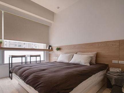 8平米简约风格卧室装修设计