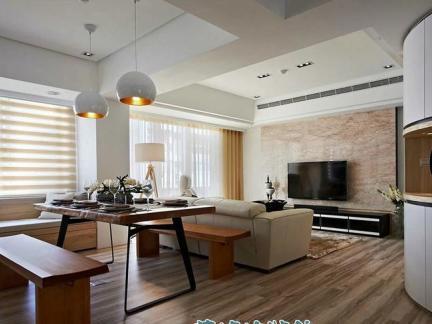 50平小户型装修家居设计案例图片