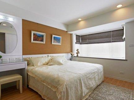 宜家8平米卧室装修图片