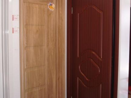 现代设计室内门效果图