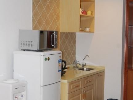 白领公寓厨房装修设计