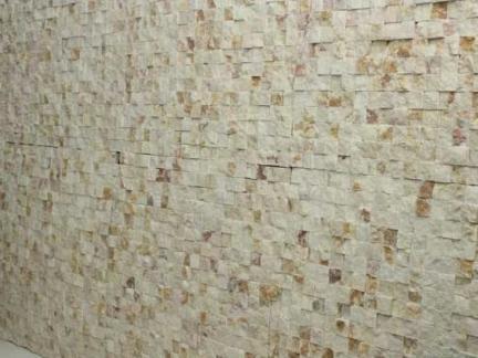 石材马赛克背景墙设计
