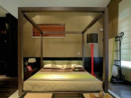 东南亚设计室内家居卧室图片