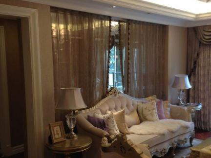 欧式设计三室两厅效果图欣赏大全