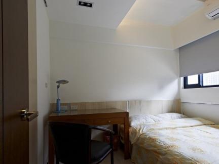 小空间公寓卧室装修设计