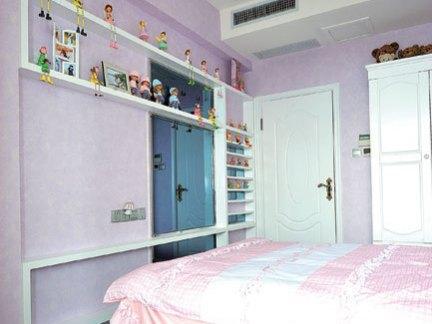 儿童房间装修设计 - 业之峰装饰