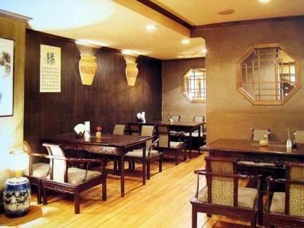 中式茶馆装饰设计