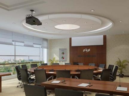 大会议室装修效果图片欣赏