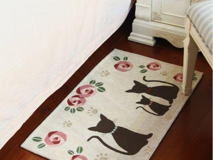 谢尔宾斯基手工地毯效果图