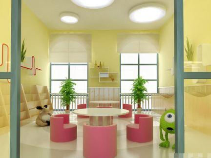 2014最新幼儿园教室布置图片