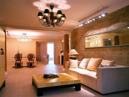 客厅120平方房子设计图