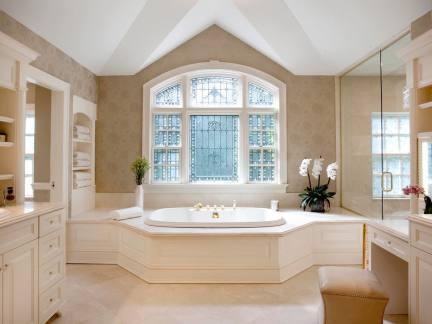 极简主义卫生间窗户图片欣赏