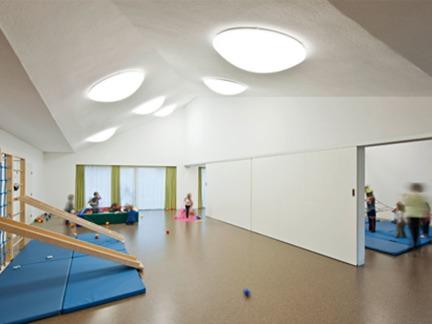 简约风格幼儿园装修设计