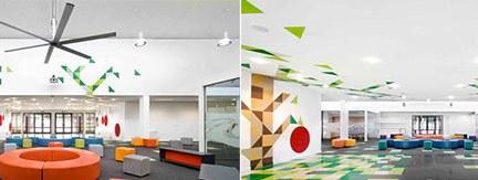 创意办公室室内设计图片