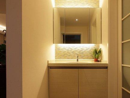 卫生间洗脸盆装修图片-房天下装修效果图