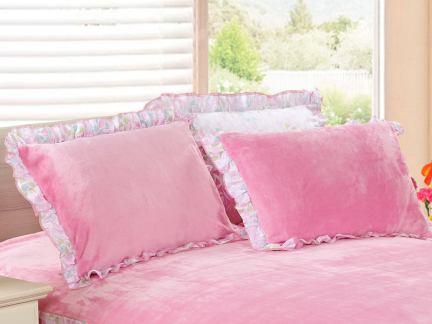 女生卧室枕头套