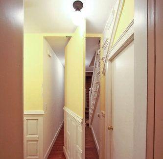 家装设计隐形门
