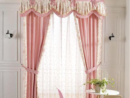 窗帘布艺风格