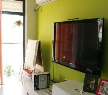 家庭装修设计室内电视背景墙图片欣赏