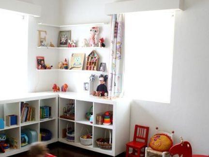 儿童房手工地毯色彩