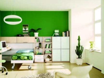 卧室小空间壁柜