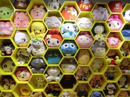 玩具店展示图片欣赏