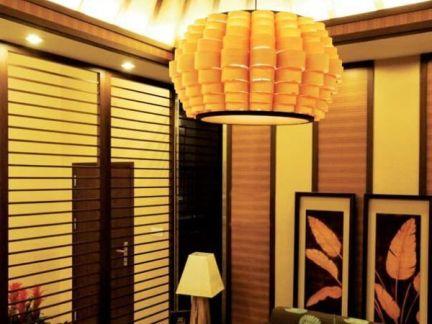 东南亚室内吊灯图片大全