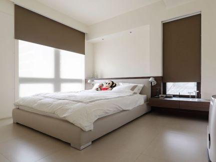 0平米简约公寓室内卧室装修效果图片-60平米店面装修效果图 房天下