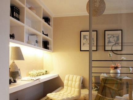 家庭装修小户型书房榻榻米图片