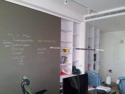 简约现代室内样板房效果图