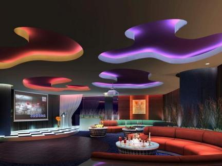 ktv吊顶装饰设计图片案例