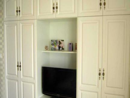 房间欧式柜门装饰图片
