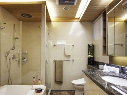 现代风格别墅卫生间室内设计效果图片