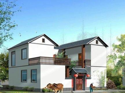江南农村房子设计图