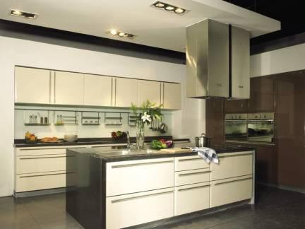 现代装饰海尔整体厨房