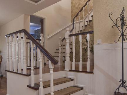 农村楼房楼梯图片大全