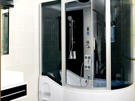 卫生间装修淋浴房效果图