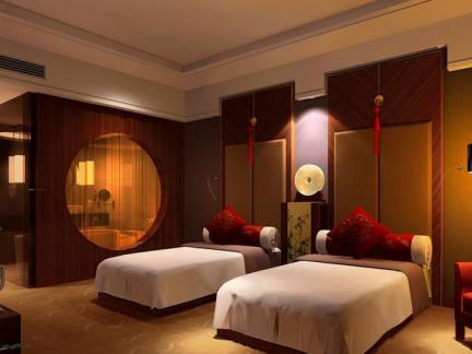 中式宾馆装修设计图片