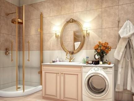 卫生间欧式瓷砖