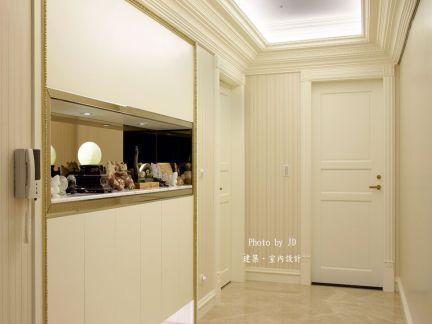 欧式玄关室内装饰效果图片