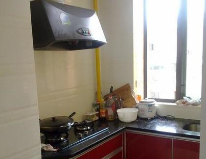 家装3平米厨房橱柜