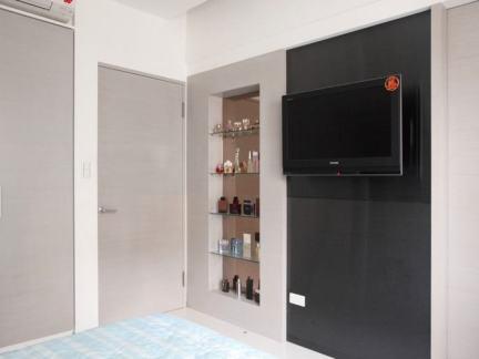 卧室电视背景墙图