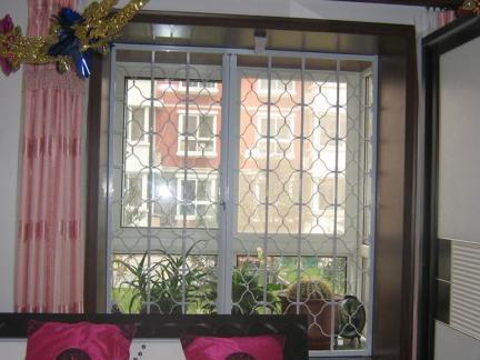 家居飘窗护栏图片欣赏
