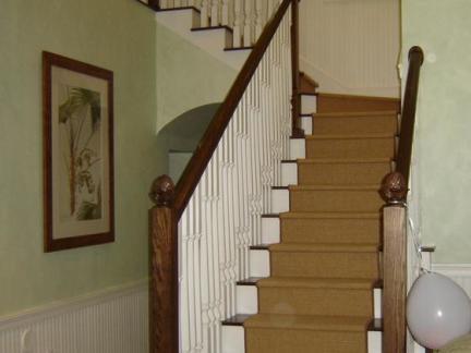 家庭楼梯室内设计图片欣赏
