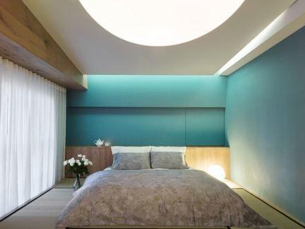简单的卧房卧室装修图片欣赏
