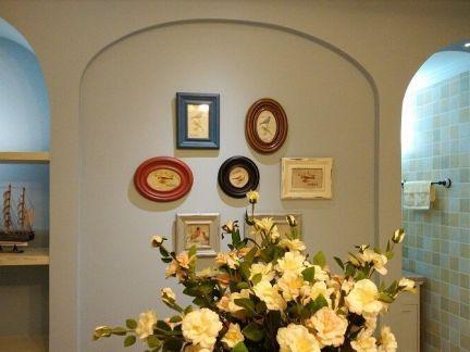 家居照片墙装饰图片