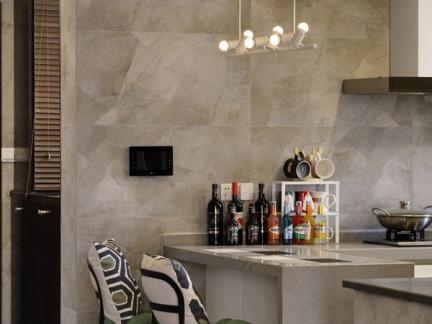 现代家居两室两厅户型室内装修效果图大全