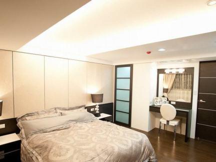 简约风格室内卧室装饰设计图片