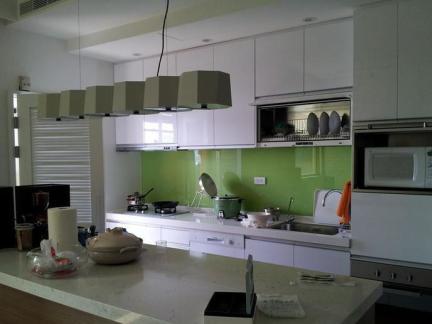 家庭室内设计厨房图欣赏大全